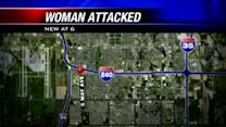 Woman sexually assaulted outside her home