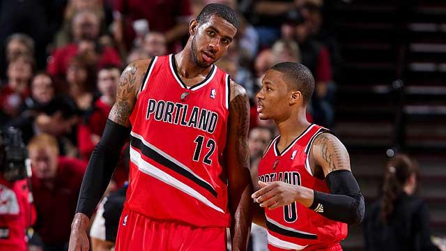 Lillard, Trail Blazers looking to bounce back in 2013-14