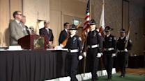 Glendale police honored at annual luncheon