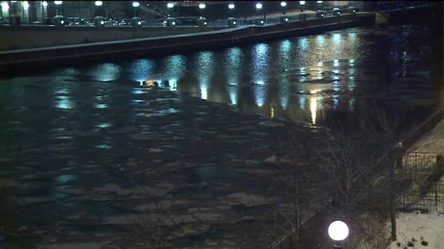 Woman pulled from the Chicago River has died