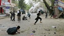 Afghan President blames Islamic State for deadly blast