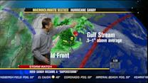 How Sandy became a superstorm