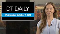 DT Daily for October 7, 2015