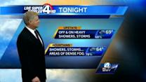 John Cessarich's forecast for Monday, July 1, 2013