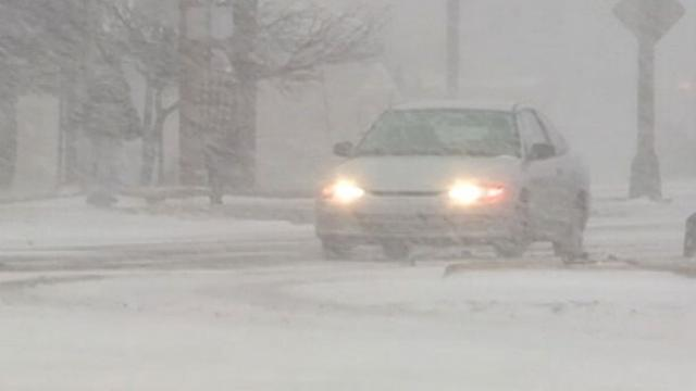 Dangerous Winter Weather Causes Thanksgiving Travel Headache