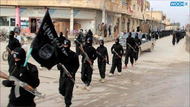 Africa's Militants May Be Inspired By Islamic State Gains, Officials Told