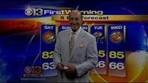 Marty Bass Has Your Friday Afrernoon Forecast