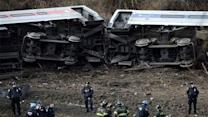 Train going 82 mph approaching 30 mph zone in NYC derailment