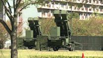 Japan deploys anti-North Korean missiles in Tokyo