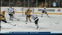 Anze Kopitar snipes PPG against Mazanec