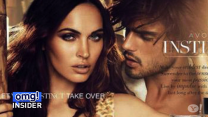 Megan Fox's Super Sexy Fragrance Ad
