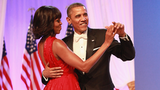 Video: Inside the President's Ball - and Highlights From the Inauguration!