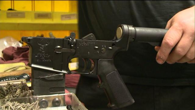 Texas Governor Wooing Firearms Manufacturer
