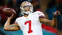 Colin Kaepernick's fantasy value on the rise