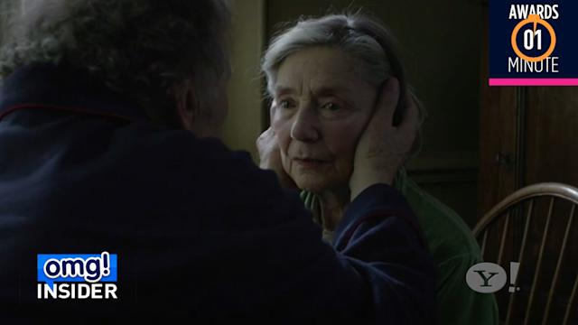 Will 'Amour' star Emmanuelle Riva make Oscar history?