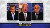 Giuliani & Ridge: War on terror is not over