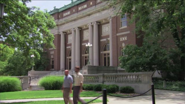 University of Illinois students attacked with blow darts by unknown shooter
