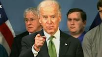 Biden, Bloomberg Support Assault Weapon Ban