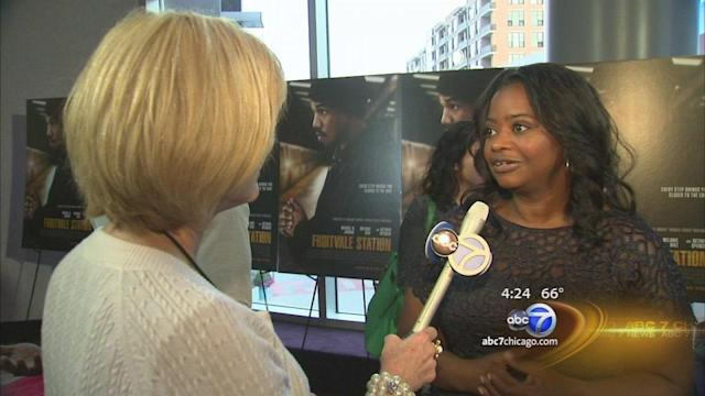 On the red carpet at Fruitvale Station debut