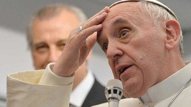Video: Are the Pope's Comments on Gays a Sign of More Tolerant Times?