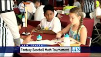 Math And Baseball Come Together For Students At Raley Field