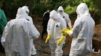 CDC issues highest level one alert for Ebola crisis