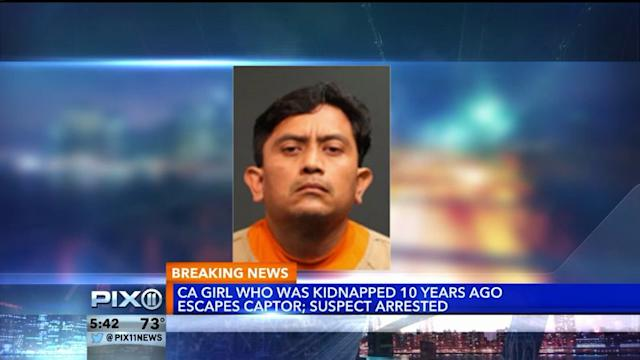 BREAKING: Man Allegedly Held Woman Captive For A Decade
