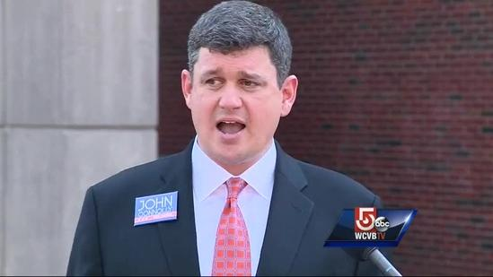 Boston mayoral hopeful rejects group's money offer