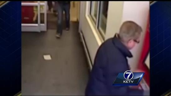 Crime Stoppers: Man damages Red Box