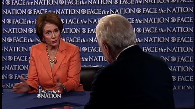 Pelosi to GOP: Take back your party