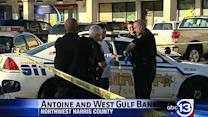 Fatal shooting at cafe in northwest Houston
