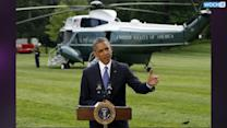 Obama Sticks To Measured Approach On Iraq, Defying Critics