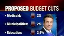 Gov. Cuomo Suggests Cutting Billions To Close Budget Gap