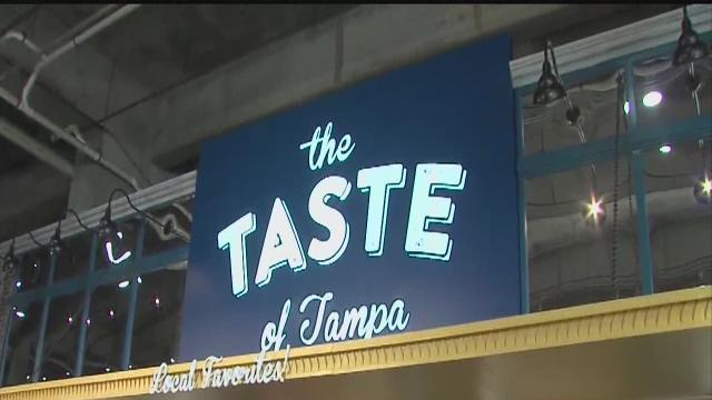 New renovations, food at Raymond James Stadium