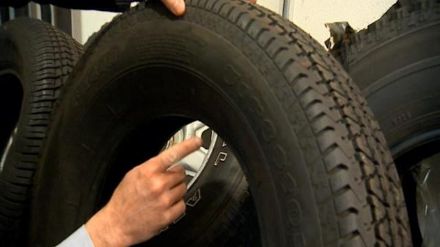 Dangerous Tires: Aged Tires Linked to Auto Accidents