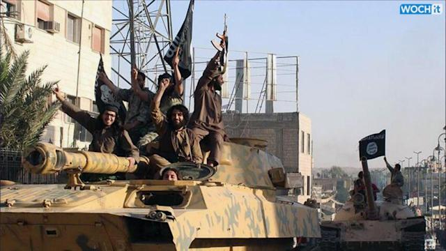 Islamic State Radicals Reported To Capture Fighter Jets And Missiles