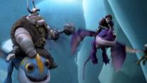 'How to Train Your Dragon 2' Clip: Baby Dragons