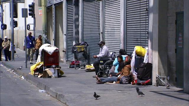 'Homeless Bill of Rights' measure introduced