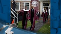 Obama Urges Morehouse Graduates to 'Keep Setting an Example'