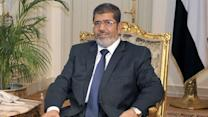 Violence erupts in Egypt after Morsi expands his powers
