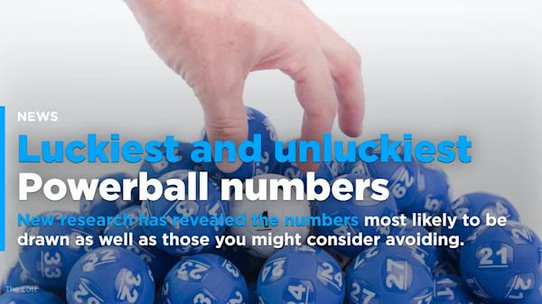 $110m Powerball jackpot tonight: get the luckiest numbers
