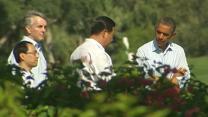 Presidential Summit: Chinese Surveillance