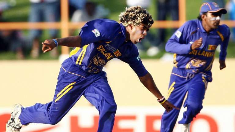 Lasith Malinga's awe-inspiring spell nearly pulled off the game for Sri Lanka