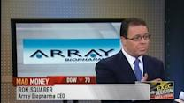 Array Biopharma CEO: Developing products ourselves
