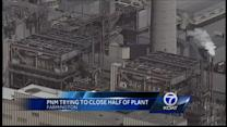 Regulations could close half of NM power plant
