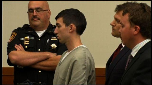 Ohio man who confessed to drunken driving death in video appears in court