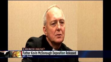 Father Kevin McDonough Deposition Released