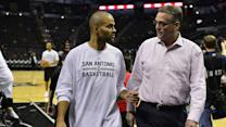 The Woj Report: R.C. Buford's Impact on the Spurs