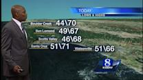 Check out your Friday evening KSBW Weather Forecast 10 11 13