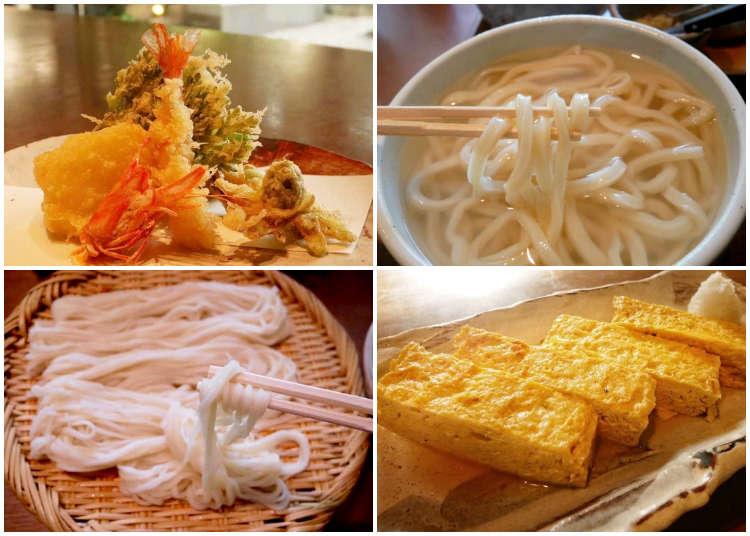 東京高貴不貴的米其林推薦烏龍麵店「根津 釜竹」